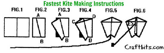 Kite Instructions