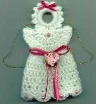"""crochet-angel-fridgie"""