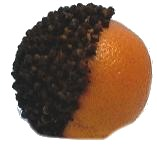 Cloves Orange Half