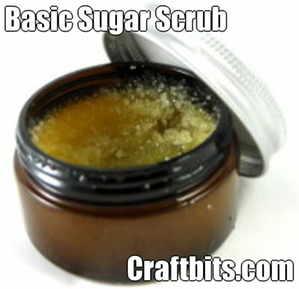 Basic Sugar Scrub