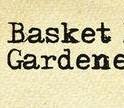 Gift Basket Idea For The Gardener