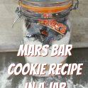 Mars Bar Cookie Mix