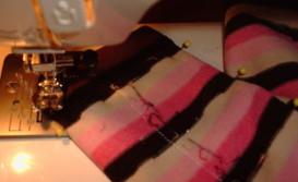 Line Of Stitching