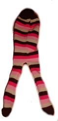 Sock Monkey Torso