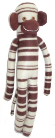 Sock Monkey Variation 2