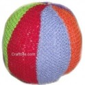 Knitted Ball - Large