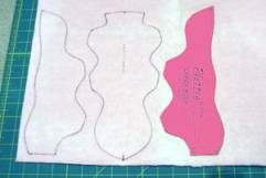 Platypus Pattern Step 1