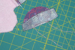 Platypus Pattern Step 4
