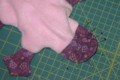 Platypus Pattern Step 7