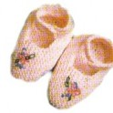 Baby Slippers - Mary Janes