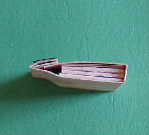 Closed Matchbook