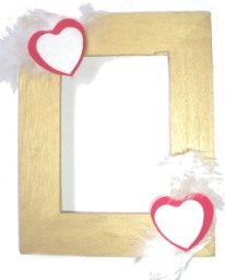 heart-feathers-sticker-frame