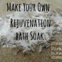 Herbal Bath - Rejuvenation
