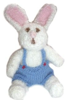 Knitted Teddy Pants