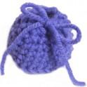 Lavender Sachet (In Crochet)