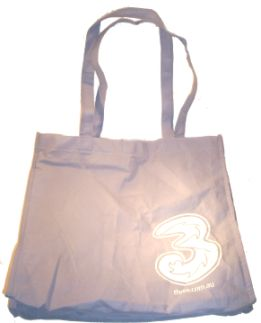Simple Recycled Tote