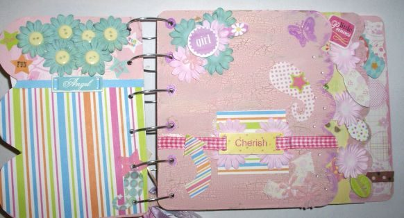 Shabby Chic Album Finished