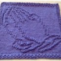 Dishcloth - Praying Hands