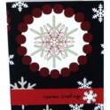 Christmas Card - Button Embellishments