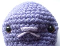 """"""" \"""" \\"""" \\\"""" \\\\"""" \\\\\""""Kawaii Crochet Head\\\\\""""\\\\""""\\\""""\\""""\"""""""""""