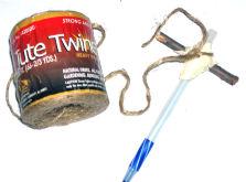 wrap twine