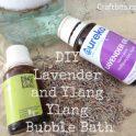 Bath Syrup - Lavender & Ylang Ylang
