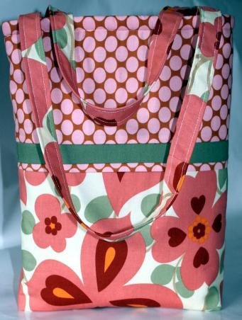 Daydream Tote Finished