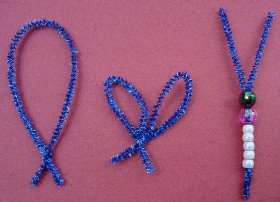 Pipecleaner Dragonfly