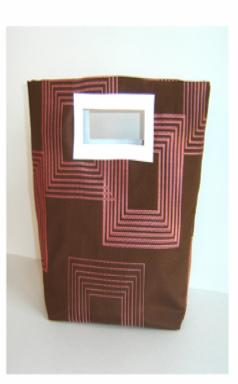hip to be square tote
