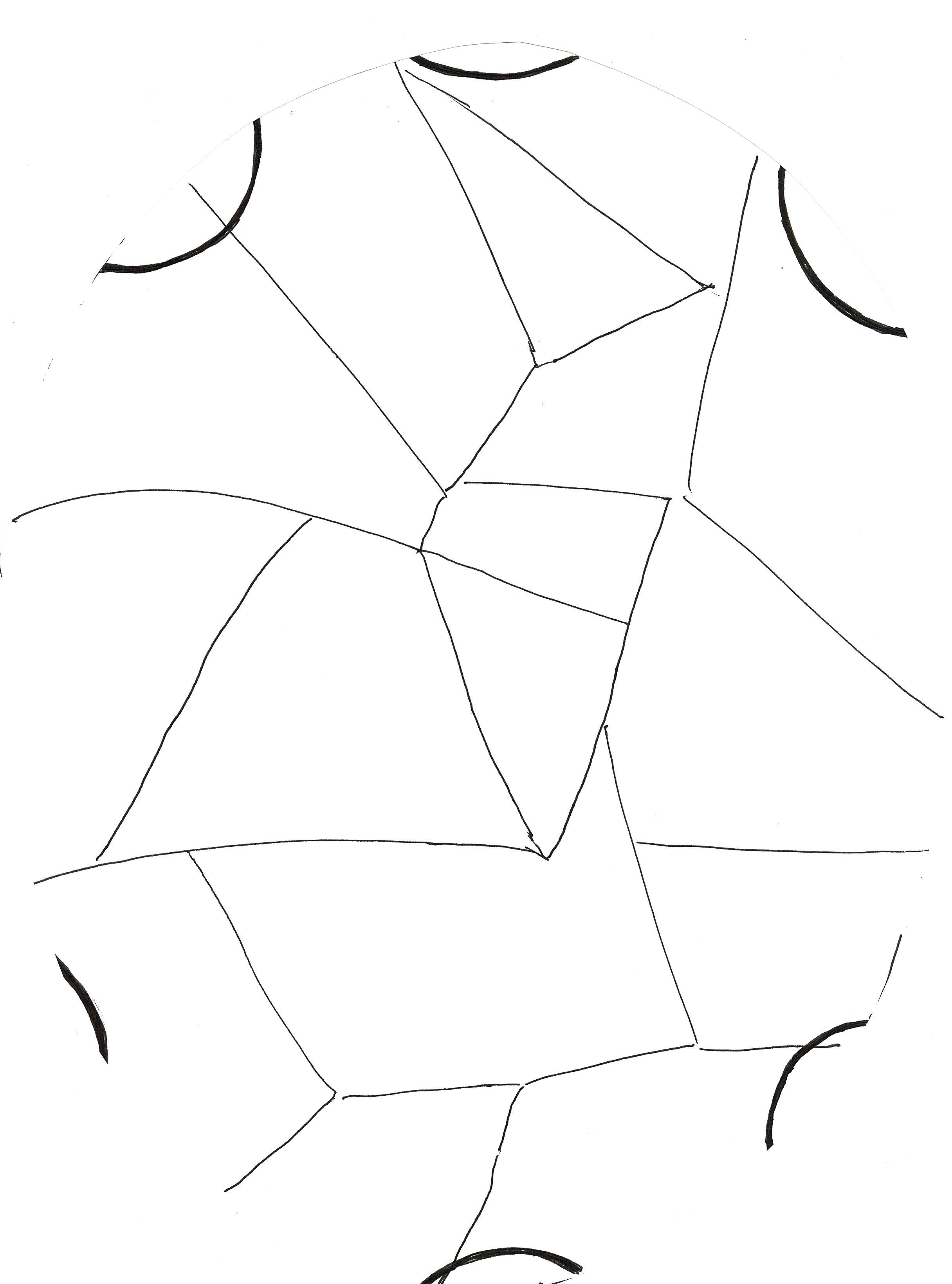 turtle shell template printable .