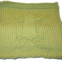 Dish Cloth - Frog