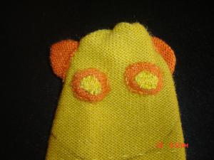 Stitch Panda Eyes