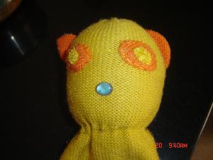 Stitch Panda Nose