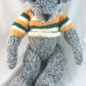 Recycled Sweater Teddy Bear