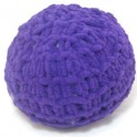Knitted Ball - Chunky Chenille Wool