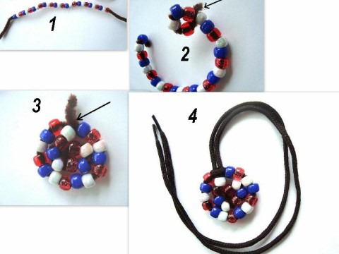 Patriotic Amulet Steps