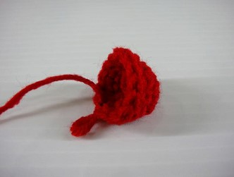 strawberry amigurumi