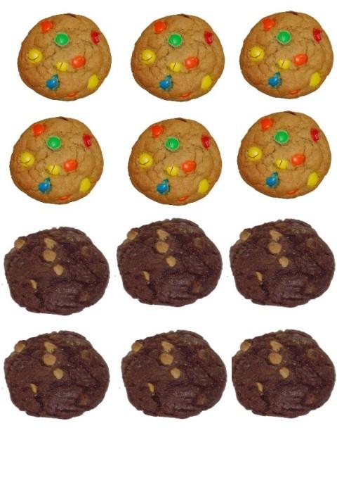 Cookies Printed