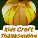 Thanksgiving Thankful Pumpkin