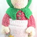 Babushka Russian Doll - Spring