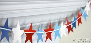 Fourth of July Banner Step 8