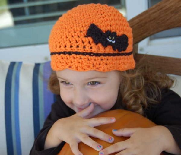 crochet-bat