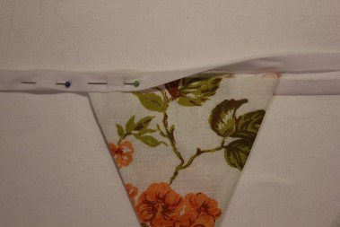 Bunting Step 8