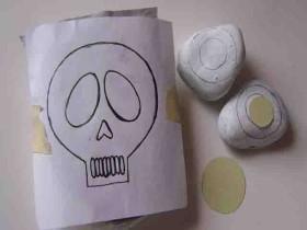 Transfering-skull