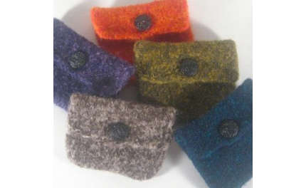 Finished Felt Bags