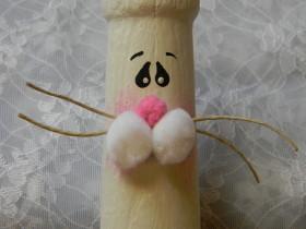 make-bunny-face