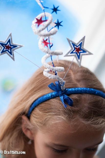 Blue headband2
