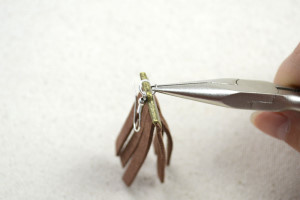 Personalized-jewelry-for-mom-a-pair-of-diy-fringe-earrings-step4