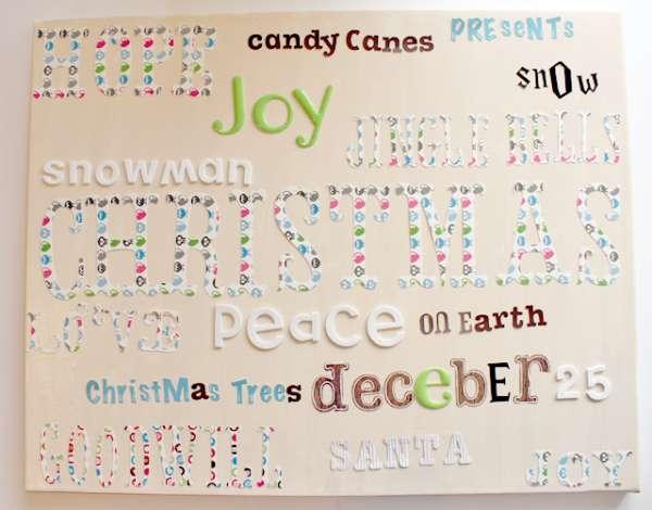 Christmas Crackle Art (3)