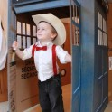 DIY TARDIS Playhouse